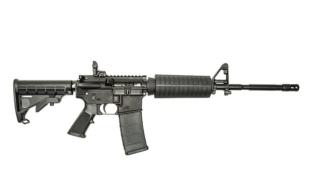 AR-15 gun used in Parkland Shooting