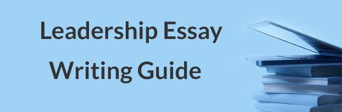 Expository essay good leader