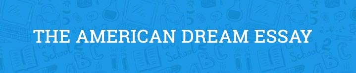 the american dream essay