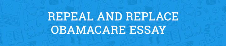 repeal replace obamacare