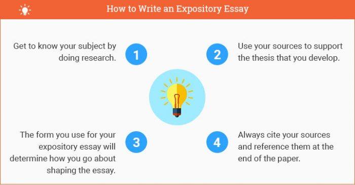 how to write an expository essay professor approved  expository essay format