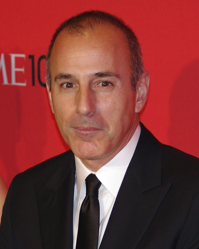 Matt Lauer of Today Show