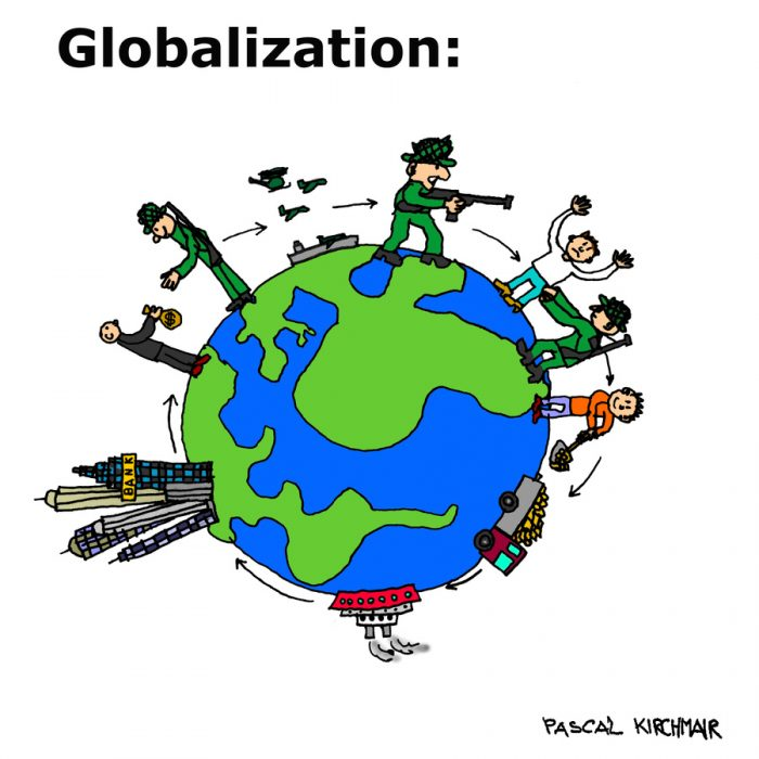 the advantages and disadvantages of globalisation